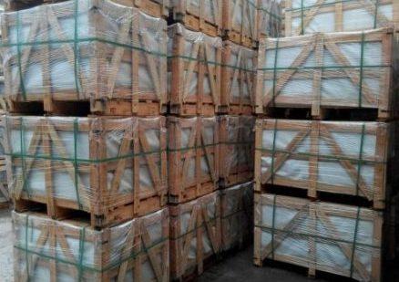 Warehouse crates